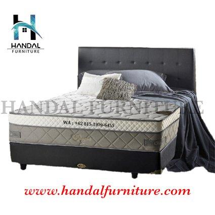 Elite Set Kasur Spring Bed Elegant 200 x 200