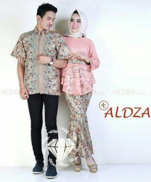 baju Batik/Batik Couple Terbaru/Batik Couple Pesta