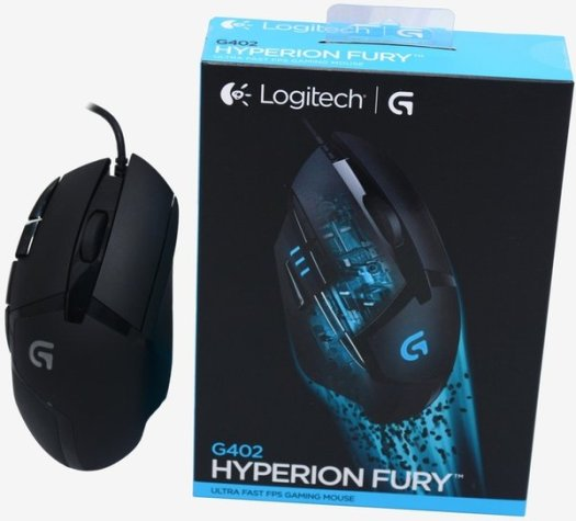 Jual Logitech G402 Gaming Mouse Limited