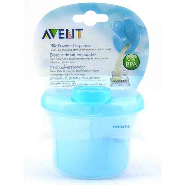 Philips Avent Milk Powder Dispenser Biru
