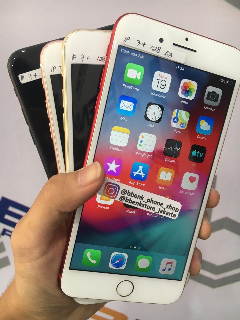 Cari harga dan promo terbaik untuk ibox iphone 7 plus second diantara 243 produk. Harga Hp Iphone 7 Plus Bekas 2021 2021