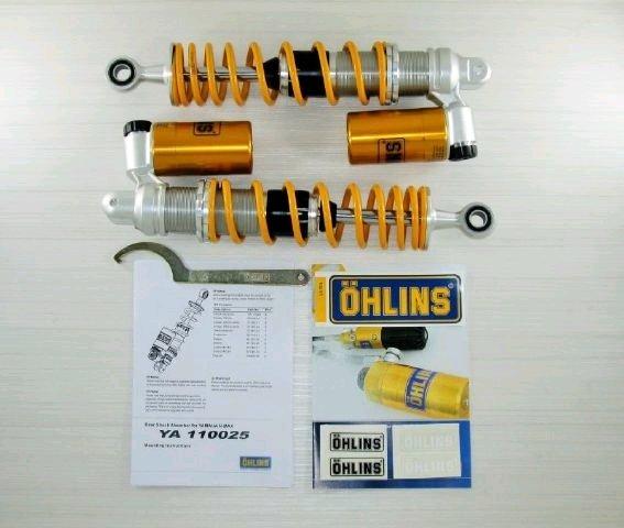 Shock shockbreaker nmax ohlins TTX
