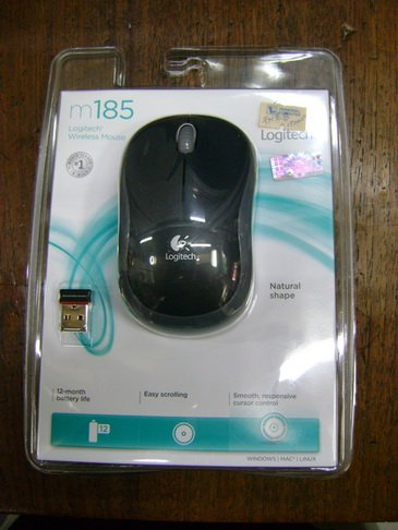 Mouse Logitech M185 Wireless Termurah