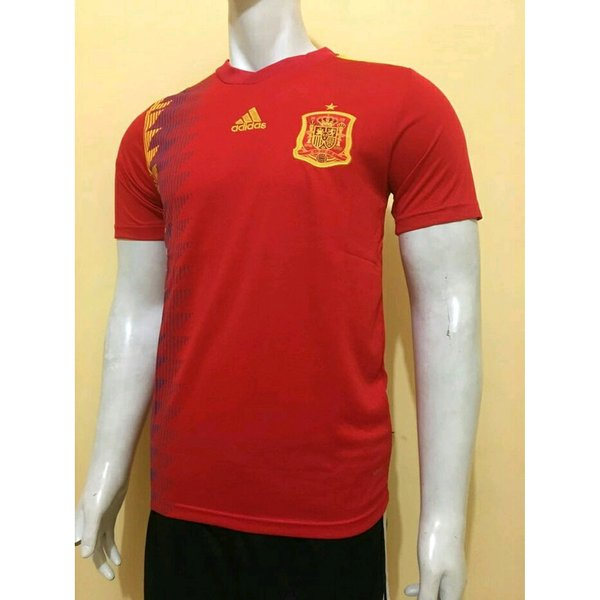 Jersey Spanyol Spain Home Piala Dunia World Cup 2018