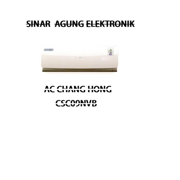 CHANGHONG CSC09NVB AC SPLIT 1 PK