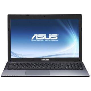 Asus K55DR-SX152D DOS Hitam - 15.6