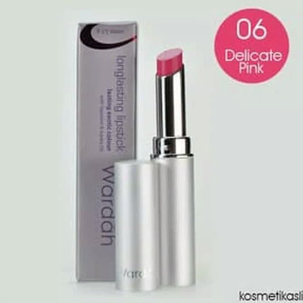 Lipstik Wardah New