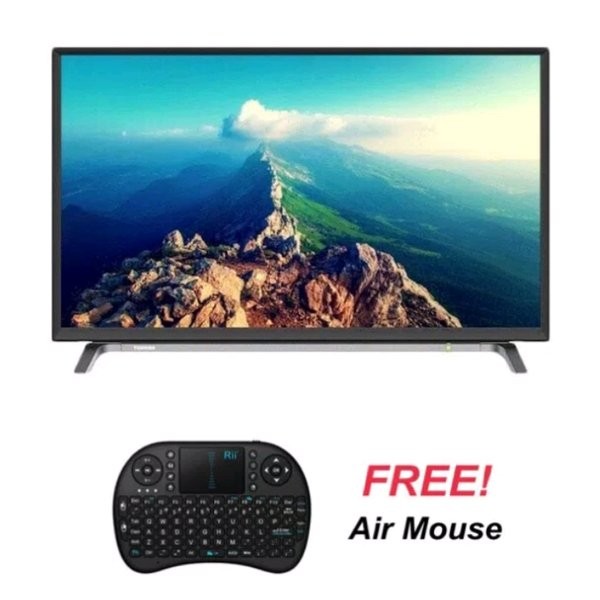 TOSHIBA 40L5650 LED SMART TV 40 INCH FULL HD - PROMO FREE AIR MOUSE