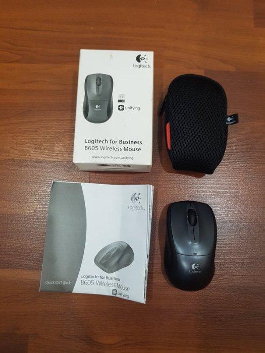 Mouse Logitech B605