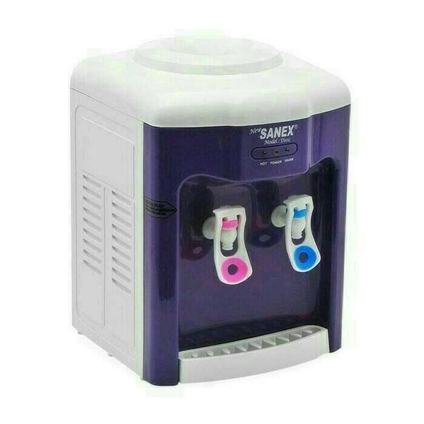 Dispenser Galon Air Minum Anti Karat SANEX D102 Normal Dan Pemanas