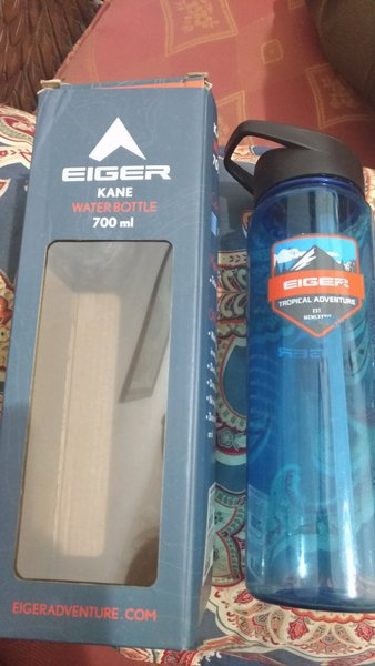 Eiger Kane Water Bottle Botol Minum 700ml