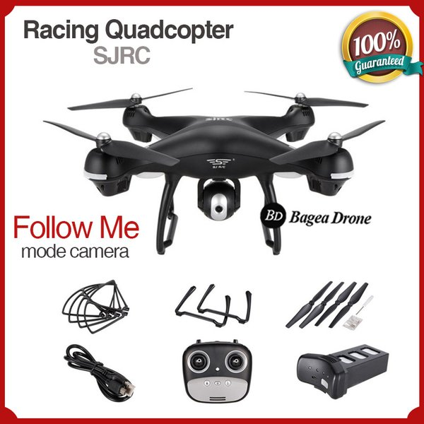 Drone Camera HD Canggih Racing Quadcopter Drone Wifi FPV GPS with Altitude Hold Headless Drone Outdoor Untuk Traveling Kamera Video Selfie