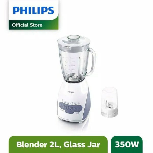 Terbaru - philips blender HR-2116 philips blender kaca
