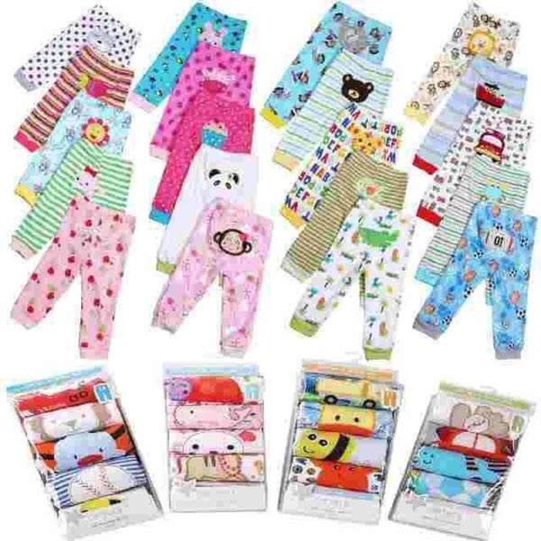 Laris Celana Panjang Bayi Carter Carter Pants 5In1