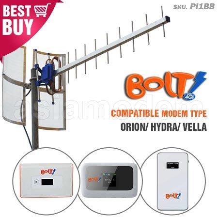 Antena BOLT Orion Hydra Vela Modem Wifi Yagi TXR185
