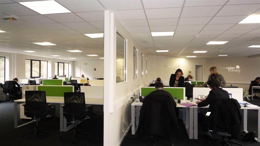 Bureaux Open Space Lyon