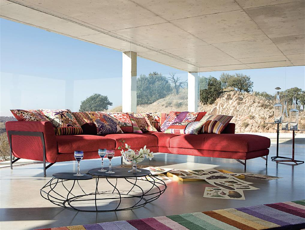 salon contemporain roche bobois