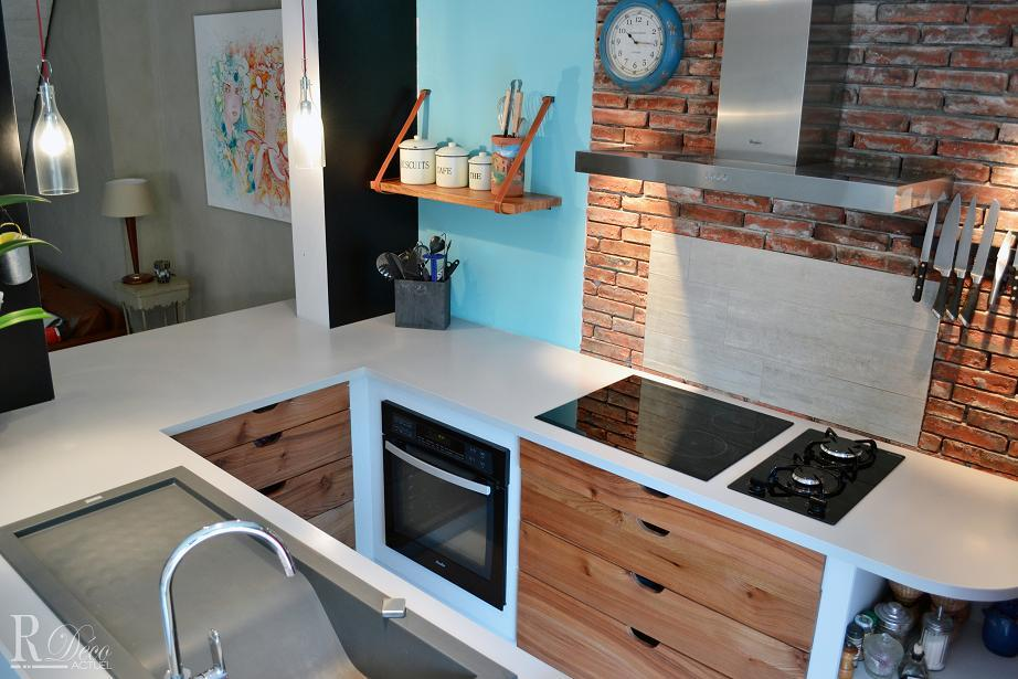 Cuisine Moderne Ouverte Relooking Dco Actuel Photo N14