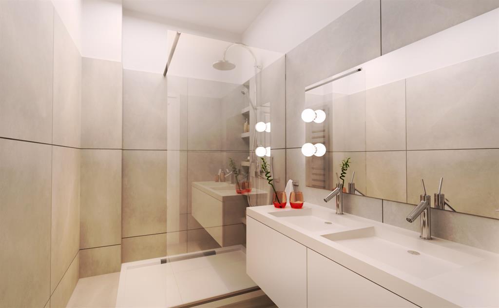salles de bain beige idee decoration