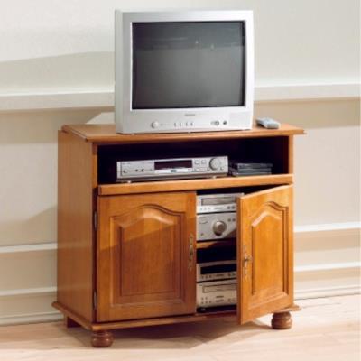 meuble tv cluzel 2 portes camif ref