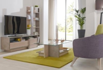 table basse et meuble tv guizmo camif