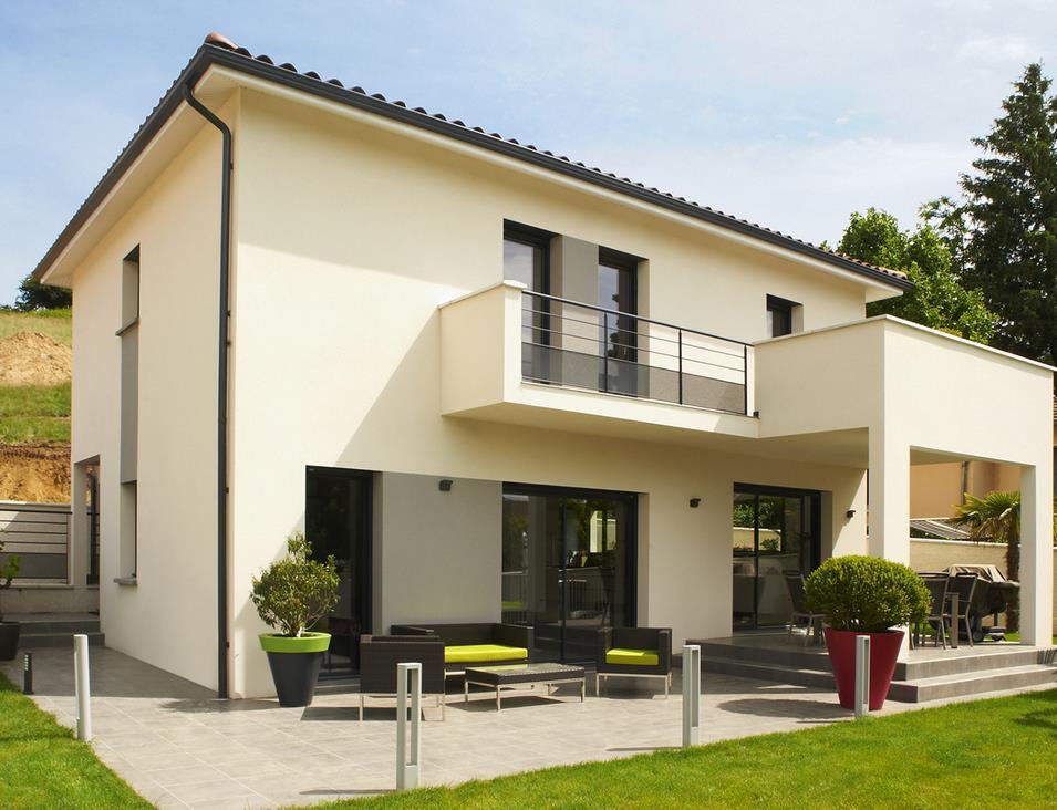 Balcon Exterieur Maison Great Devis Personnalis With