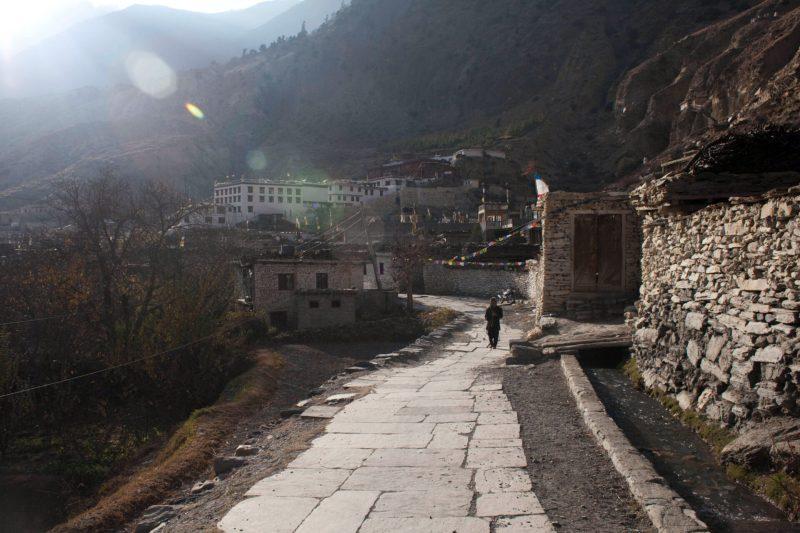 Марфа, Непал, Кольцо Аннапурны