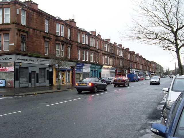 Image result for paisley road west glasgow