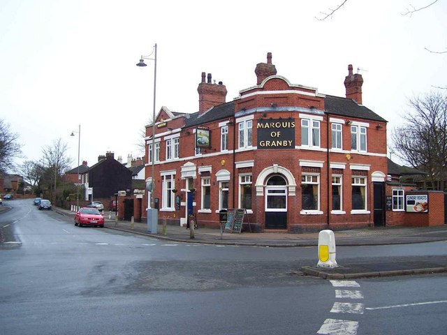 Image result for marquis of granby penkhull