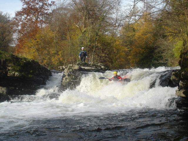 Force Falls River Kent Andy Waddington Cc By Sa20 Geograph Britain And Ireland