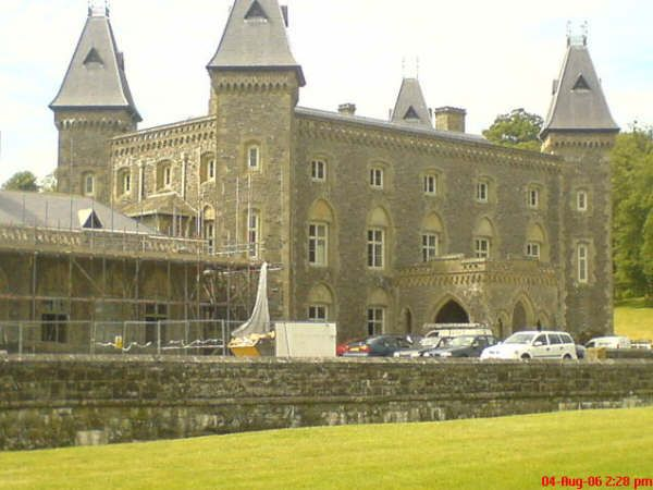 Dinefwr Park and Castle