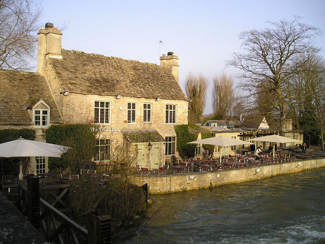 Trout Inn Oxford
