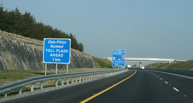 Image result for toll plaza ireland