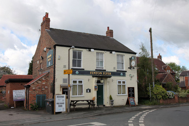 The Fenton Flyer public house © Andrew Whale :: Geograph Britain