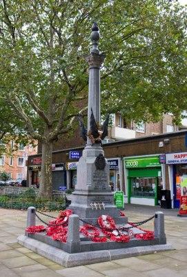 Rotherhithe & Bermondsey War Memorial