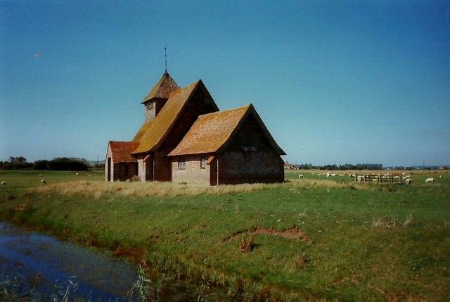 St Thomas a Becket Church, Fairfield, © Roger Smith cc-by-sa