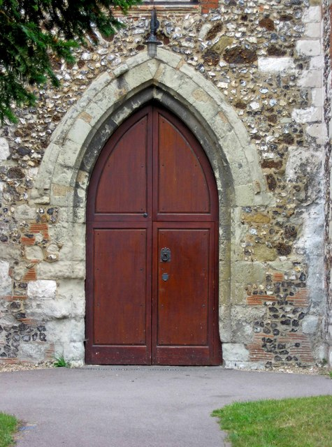 St Peter S Church Door Church 169 P L Chadwick Cc By