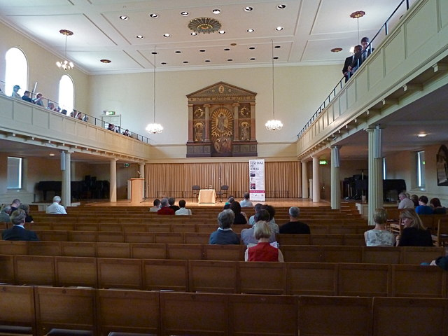 Interior Of St George S Brandon Hill 169 Anthony O Neil
