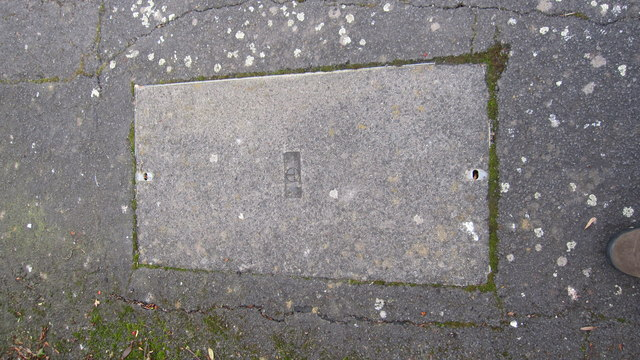 Telephone Cable Junction Box Cover In C Bob Harvey