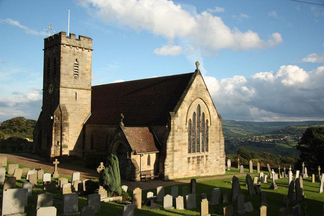 St.Margaret's church © Richard Croft :: Geograph Britain and Ireland