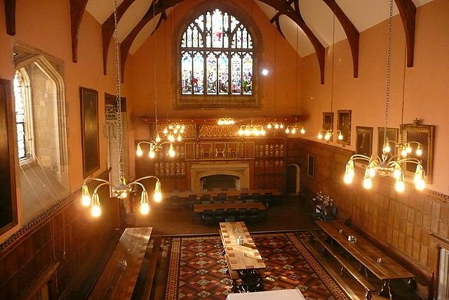 Eton College Hall 169 Graham Horn Cc By Sa 2 0 Geograph