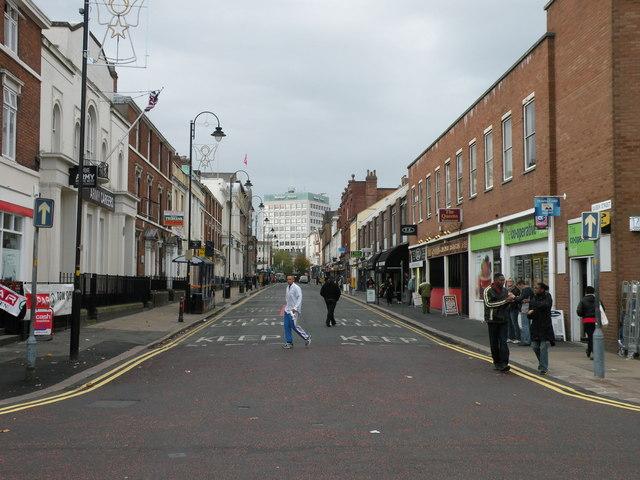 Queen Street Wolverhampton 169 Keith Edkins Geograph