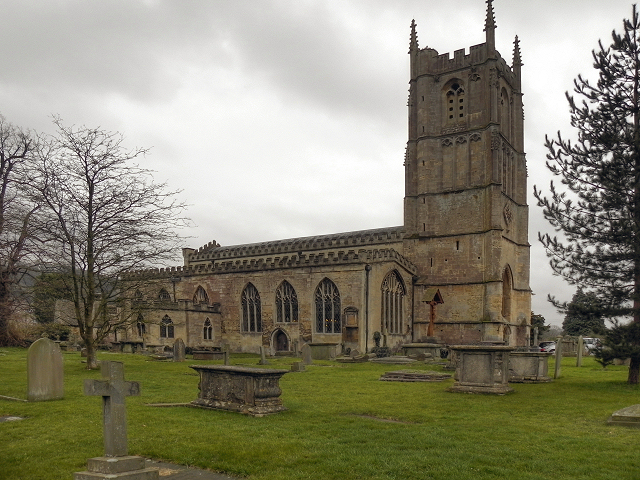 St Mary's Church, Wotton under Edge © David Dixon :: Geograph