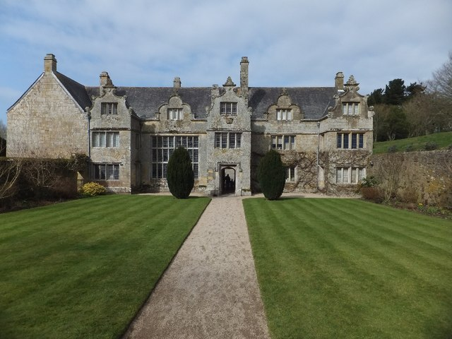Trerice, National Trust Elizabethan Manor House