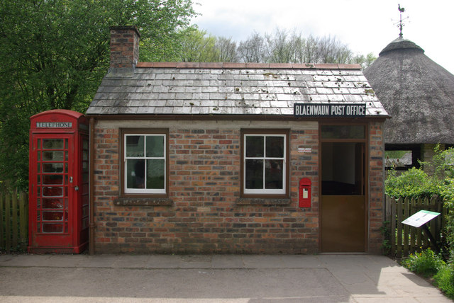Blaenwaun Post Office St Fagans Stephen McKay Geograph Britain And Ireland