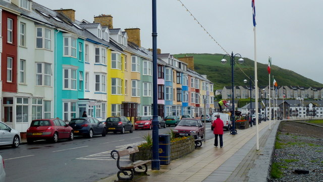 Image result for aberystwyth south marine terrace