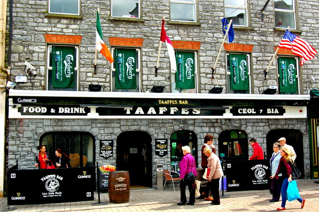 Image result for taaffes bar galway