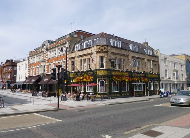 Southampton The London Hotel Mike Faherty Geograph