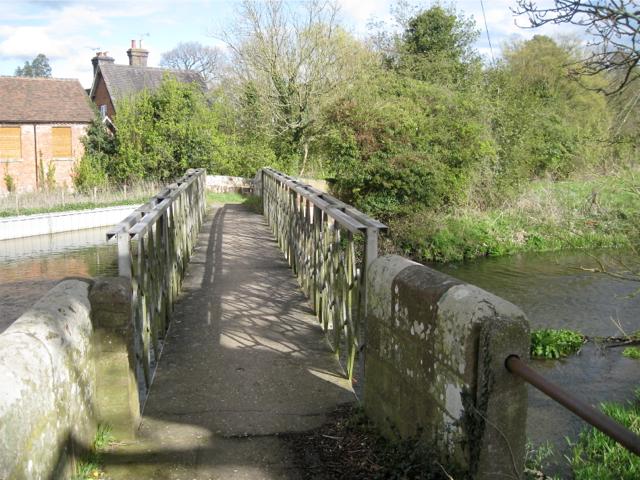 Bridge over the River Blythe, Little © Robin Stott cc-by-sa/2.0