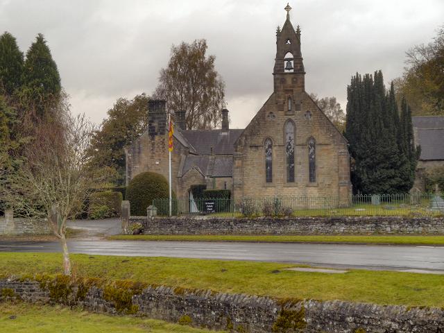St Oswald's Catholic Church, Bellingham © David Dixon :: Geograph